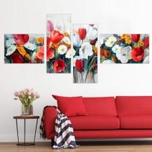 Multicanvas Flori de Primavara TAM4