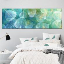 Tablou Canvas Decorativ Modern, Frunze FRZ19