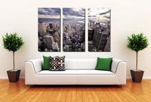 Multicanvas New York- Rockefeller