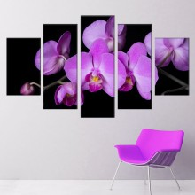 Multicanvas Orhidee Mov FORST19