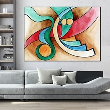 Tablou Canvas Abstract FAB3