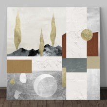 Tablou Canvas Abstract OBS3