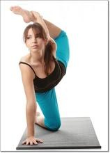 Tablou canvas exercitii Pilates 04