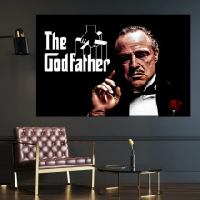 Tablou Canvas Godfather VR24