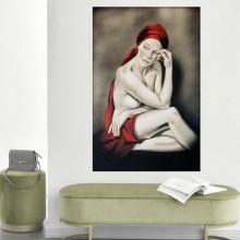 Tablou Canvas Juan Medina, Femeie Nud ARJM3