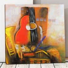 Tablou Canvas Muzical Abstract TRD7