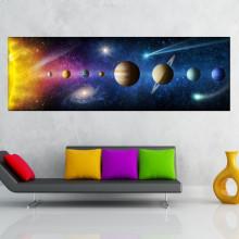 Tablou Canvas Planetele Sistemului Solar OUS64