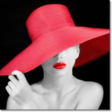 Tablou Red Hat st157
