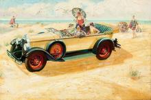 Tablou canvas 04 Buick Motors
