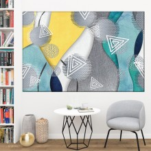 Tablou Canvas Abstract AMAB2