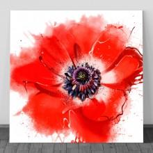 Tablou Floare de Mac Artistic FFAR15