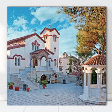 Tablou Canvas Biserica in Salonic, Grecia GR31
