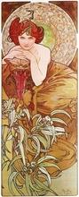 Tablou canvas Alphonse Mucha 032