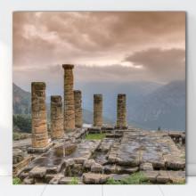 Tablou Canvas Arhitectura, Monumente Grecia GR39