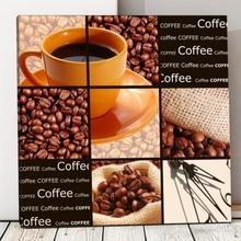Tablou Canvas Arome de Cafea III