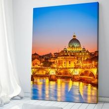 Tablou Canvas Bazilica Sf Petru, Roma