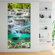Tablou Canvas Cascada Feng Shui OPO5