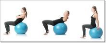 Tablou canvas exercitii Pilates 01