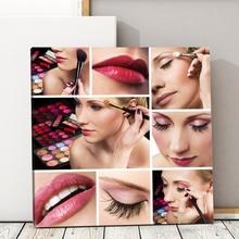 Tablou Colaj Make Up