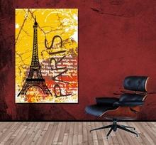 Tablou modern Paris-Franta2