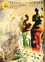 Tablouri Dali - The Hallucinogenic Toreador, c.1970