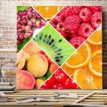 Tablou Canvas Colaj Fructe gfl33