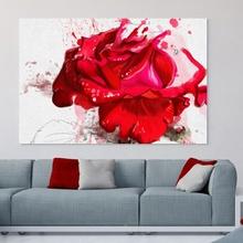 Tablou Trandafir Red Art ROS12