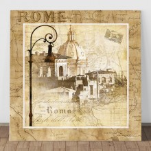 Tablou Vintage Roma VCY5