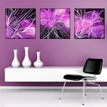 Multicanvas Soft Purple mdg35
