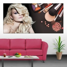 Tablou Blonda & Make-up FBA89