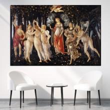 Tablou Botticelli, Primavera RBOT2