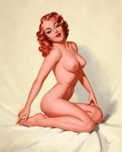 Tablou canvas 21 Femeie nud