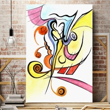 Tablou Canvas Abstract FAB1