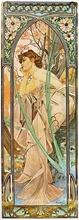 Tablou canvas Alphonse Mucha 029