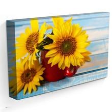 Tablou Canvas Modern Floarea Soarelui