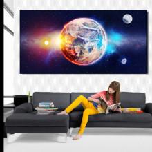 Tablou Canvas Planeta Albastra OUS51