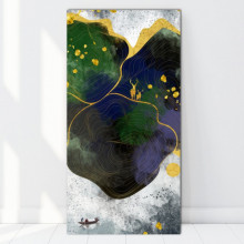 Tablou Canvas Plimbare Decorativa BES174