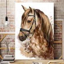 Tablou Canvas Portret Cal HS114