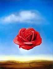 Tablou Dali - Rose