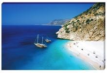 Coasta mediteraneana - regiunea Antalya - Kas- plaja Kaputas