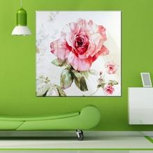 Tablou Trandafir Roz Delicat