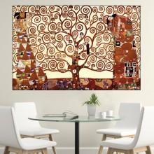 Tablou Canvas Gustav Klimt, Copacul Vietii OPOGK4