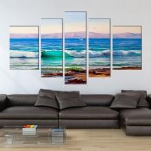 Multicanvas Valurile Marii VLM15