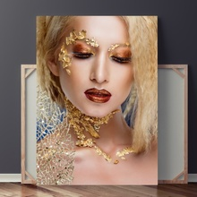 Golden Make-up fst23