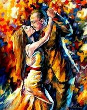 Reproducere Leonid Afremov - Tango