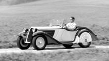 Tablou BMW 319-1 Sport '1935–36