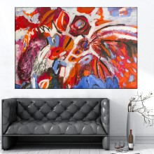 Tablou Canvas Abstract AFAS106
