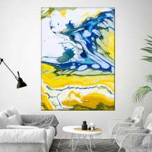 Tablou Canvas Abstract ATF3