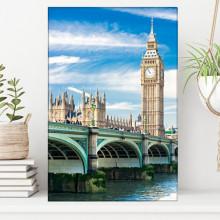 Tablou Canvas Big Ben Londra LOEX26
