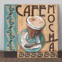Tablou Canvas Cafea Vintage COPO2
